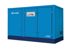 Fixed & Variable Speed Rotary Screw Compressors L Series 160-250 kW
