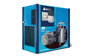 Regulated Speed Rotary Screw Compressors L-RS Series 30-132 kW