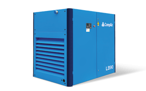 Fixed Speed Rotary Screw Compressors LB Series 55-90 kW