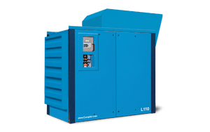 Oil Lubricated Rotary Screw Compressors L Series 30-250 kW