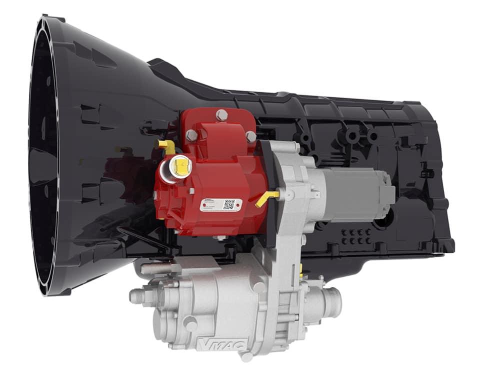 VMAC PTO driven air compressors